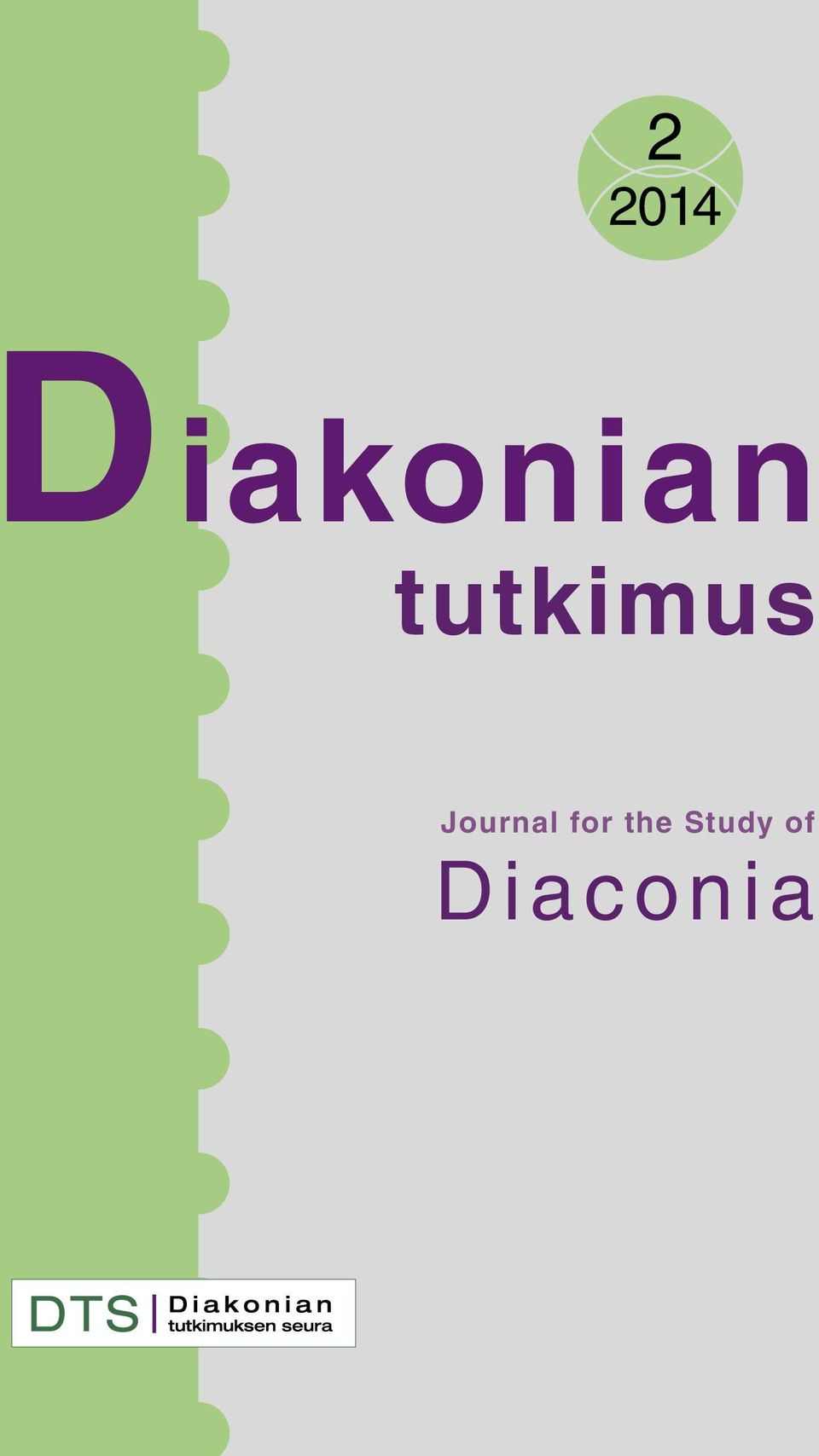 Diaconia Journal – Diaconia Research