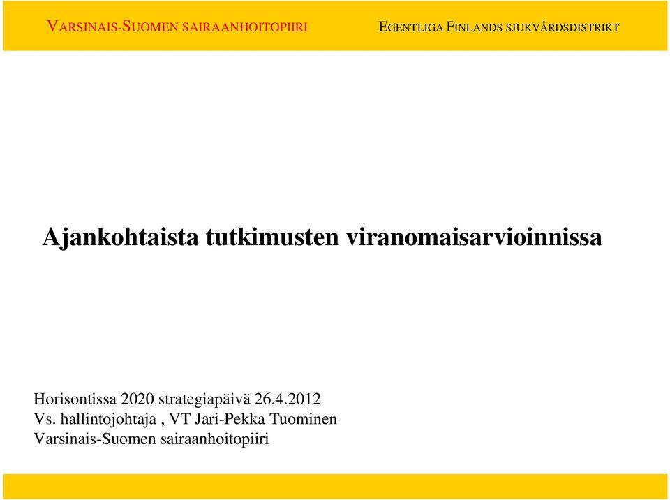 strategiapäivä 26.4.2012 Vs.