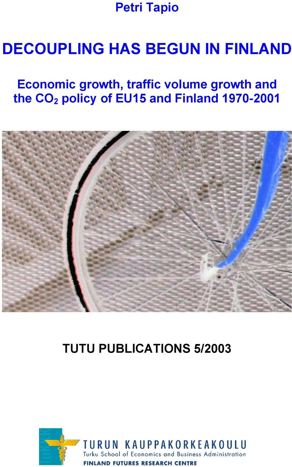 growth and the CO 2 policy of EU15 and