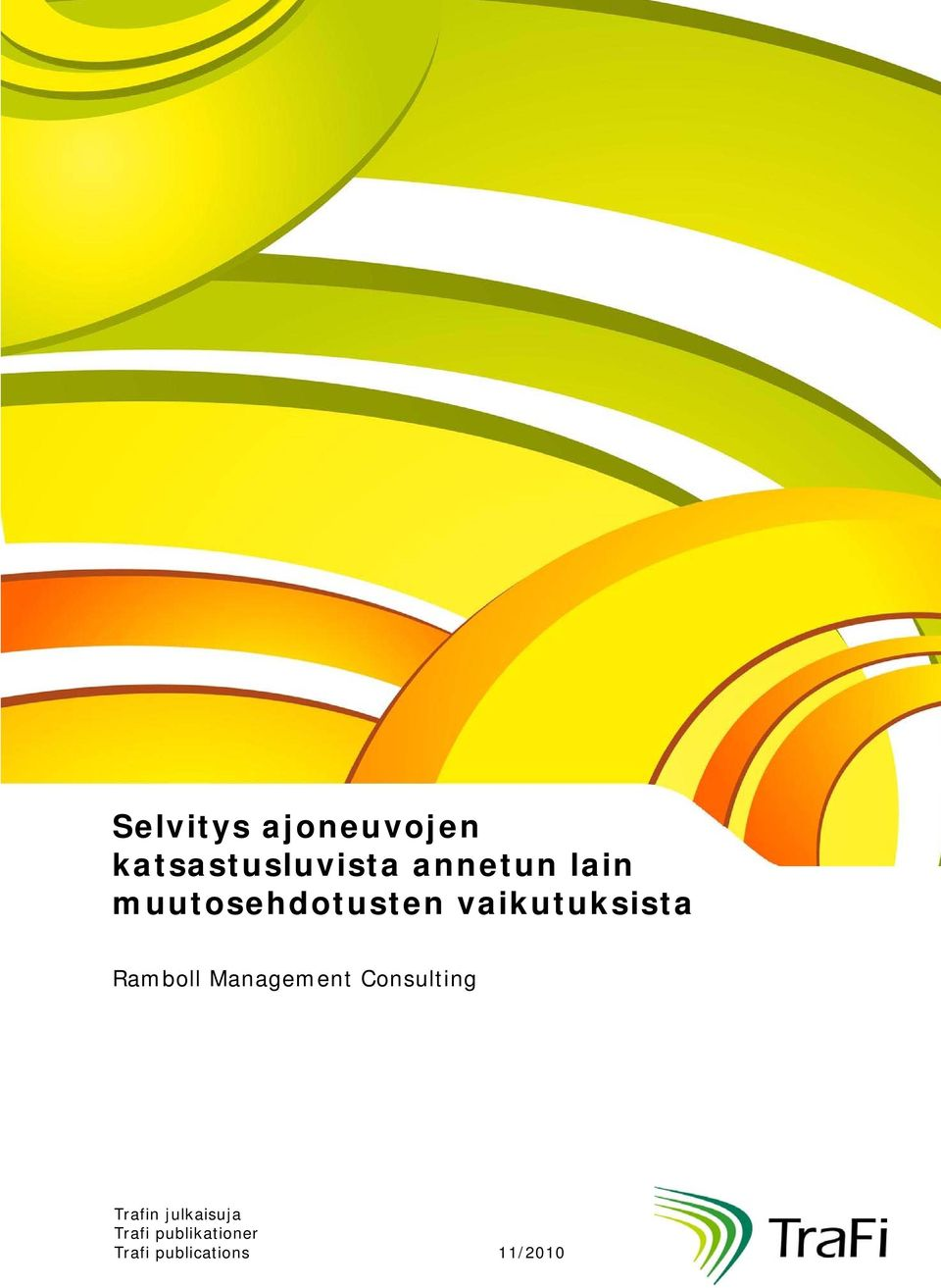 Ramboll Management Consulting Trafin