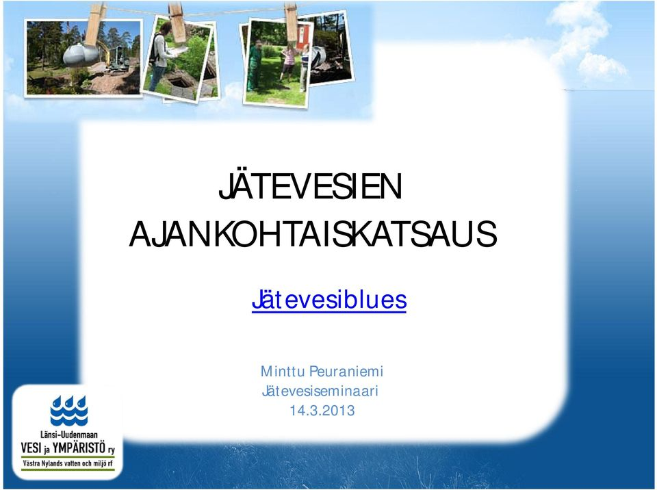Jätevesiblues Minttu