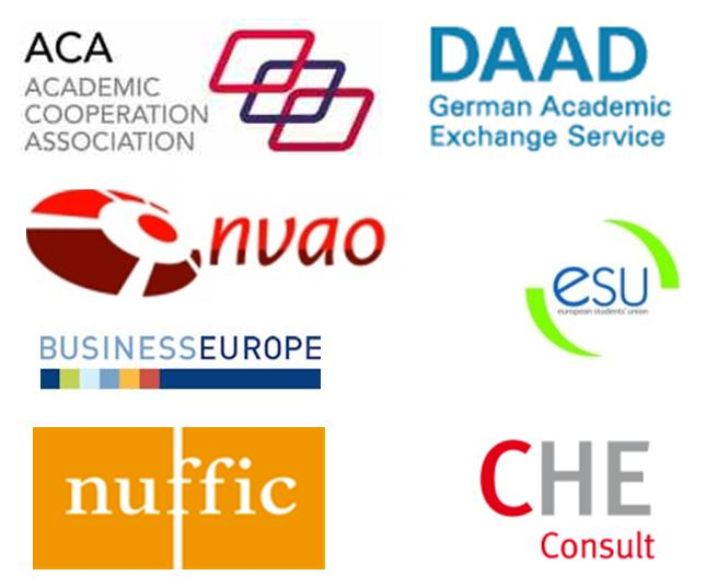 Project groups 15 higher education institutions Belgium, Denmark, Finland, Germany, Italy, Lithuania, Norway, Poland, Spain, The