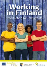 Tiedoksi Working in Finland a guide for immigrants on 13