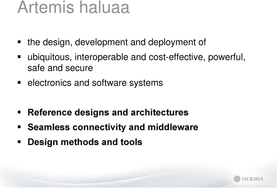 secure electronics and software systems Reference designs and
