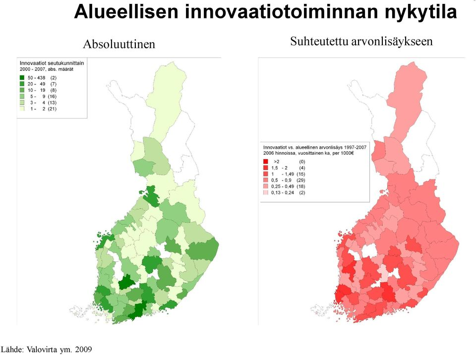 nykytila Absoluuttinen