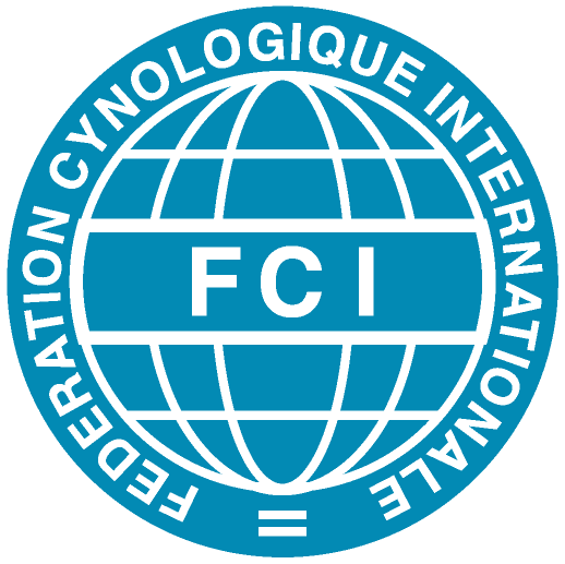 FEDERATION CYNOLOGIQUE INTERNATIONALE (AISBL) 13, Place Albert 1er, B - 6530 Thuin (Belgia), puh : ++32.71.59.12.38, fax :++32.71.59.22.29, internet : http://www.fci.