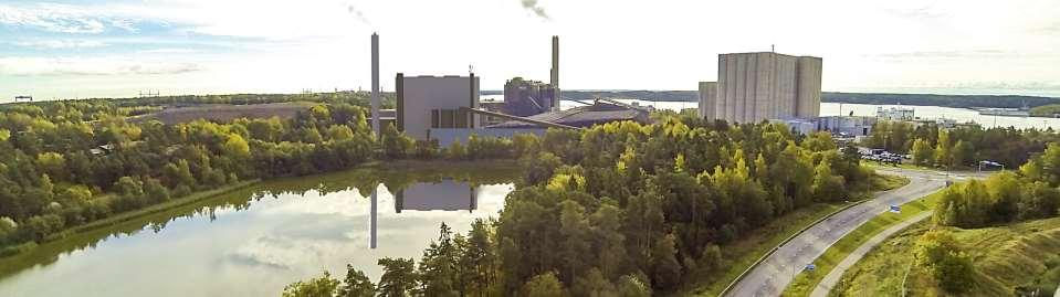 TSE New Multifuel/Bio CHP in Naantali Investment of 260 MEUR, to be completed in 2017 Readiness to go 100%