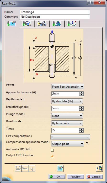 Create a Counterboring Operation =>HoleMakingOperations.