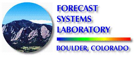 (ent. Forecast Systems Laboratory) Tehty