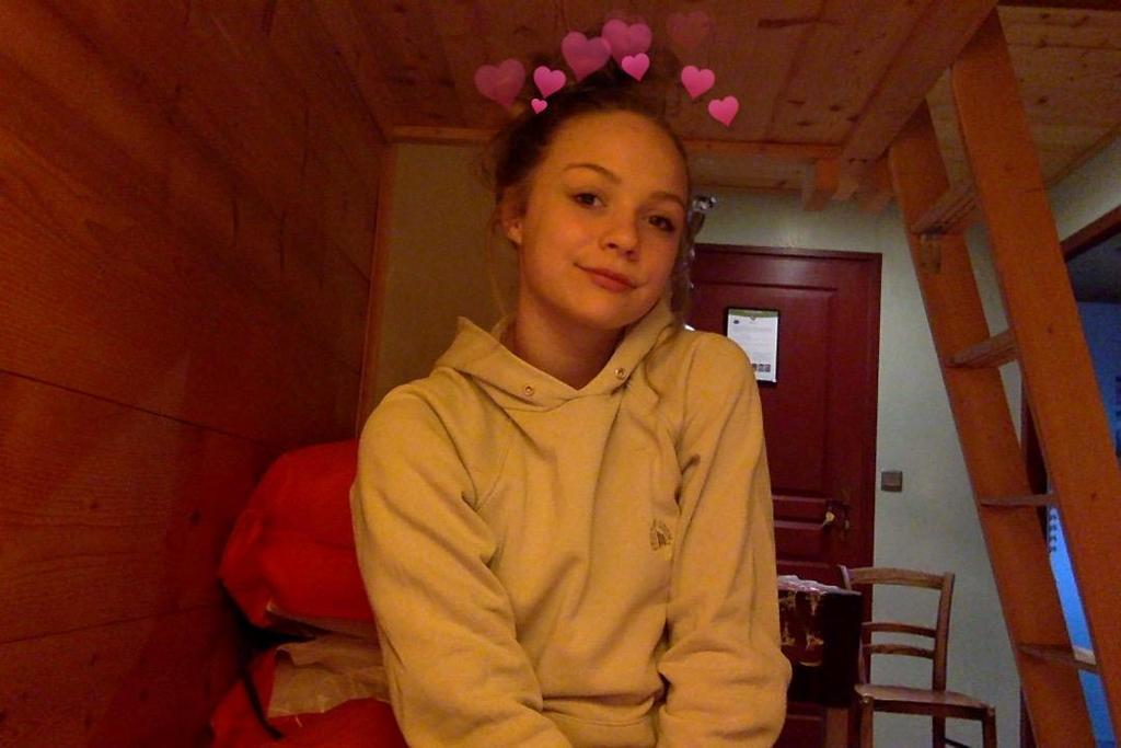Joséphine My name is Joséphine. I m now 13 years old but I will turn fourteen on June 6, 2017. I have a big brother, Jonathan, and he is 18. I live in a village called Châbles near Estavayer-le-lac.