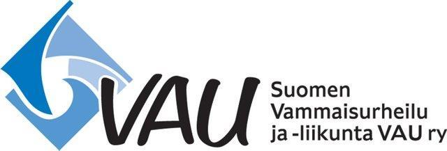 Suomen Vammaisurheilu ja liikunta VAU ry Finnish Sports Association of Persons with Disabilities VAU 25.3.