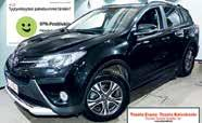 Business A 1) TOYOTA RAV4 2,0 D-4D AWD