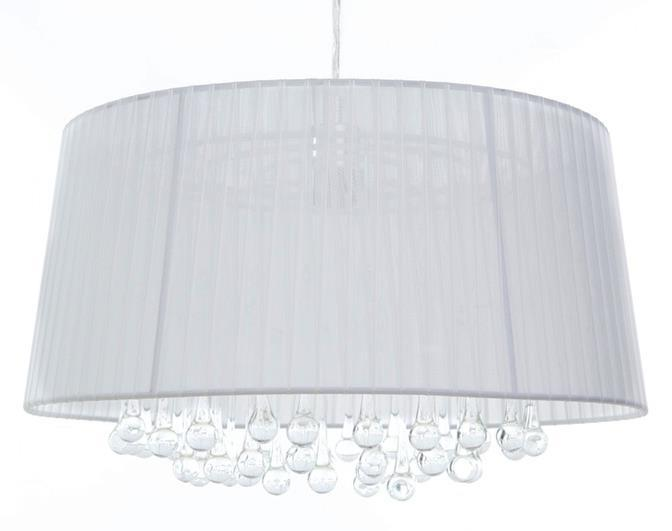 EAN: 6430037131103 SIGMA 60243-06 Ceiling LAmp, metal / kristal K9 Color : chrome Dia. : 28,0cm Height.