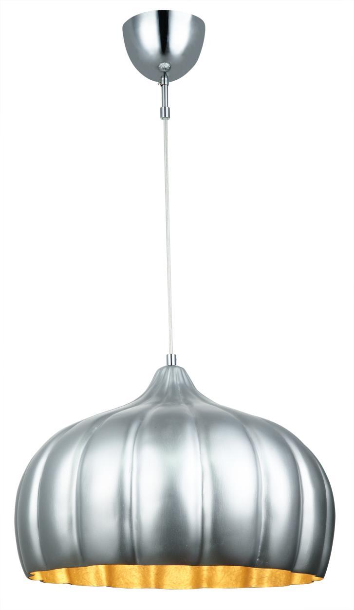 VEGAS 10541-01 Pendant Lamp, metal / wood Color: White Dia. : 50,0cm Height. : 160,0cm 1 x E27 / 60W excl.