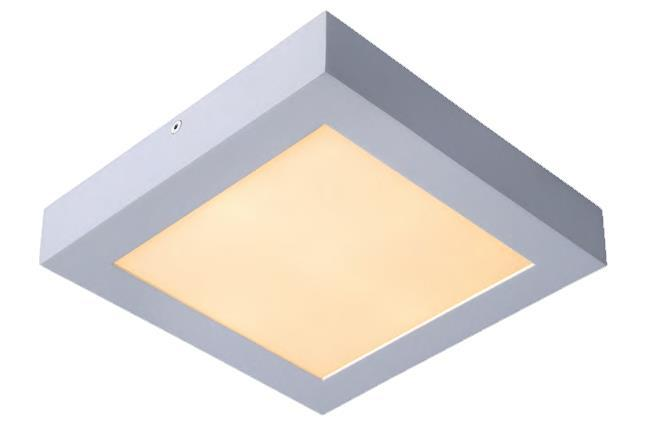 SLIM LED 6050118-01 Cealing Panel, alumiinium ring / PMMA Color : white Size.