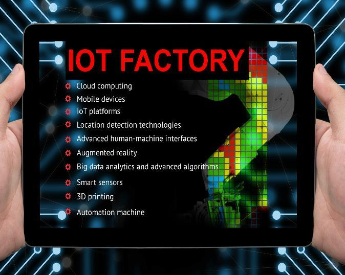 5 th G ENERATION F A C T O R Y IOT FACTORY (IF) invites and brings together