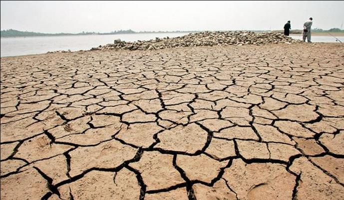 Water scarcity is a bigger threat