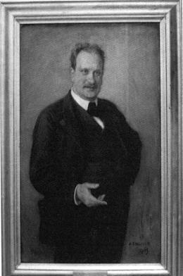 Professori Robert Tigerstedt (1853-1923)