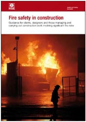 6 Korjausrakentamisen paloturvallisuusmääräykset ja ohjeet: Iso-Britannian ohjeistus Fire safety in construction Guidance for clients, designers and those managing and