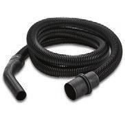 Optional for industrial single-motor NT vacuum cleaners with DN 40 suction hose.