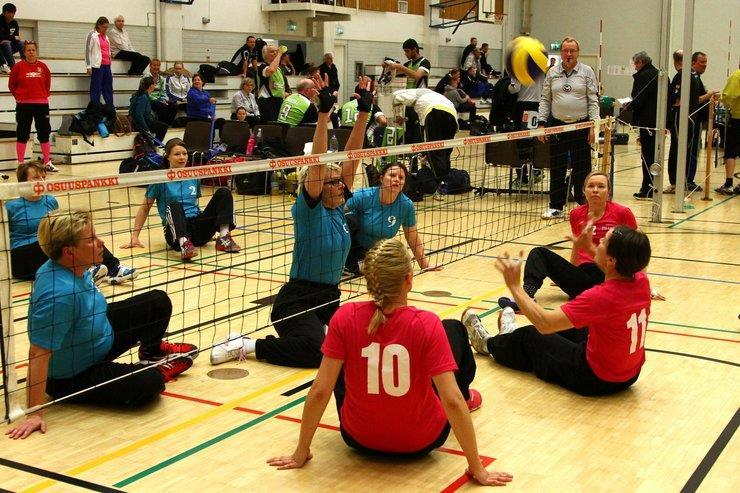 SERIES REPORT OF SITTING VOLLEYBALL FOR THE