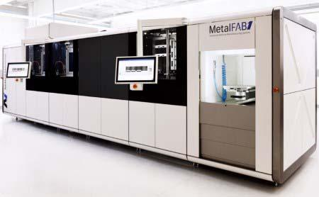 Additive Industries MetalFAB1 n. 1.