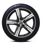 Continental, Viking Contact 6 C/F/72 db 31650835* Michelin, X-Ice 3 C/F/71 db 31650834* Nokian, Hakkapeliitta R2 B/F/72 db 31650833* KEID 17""
