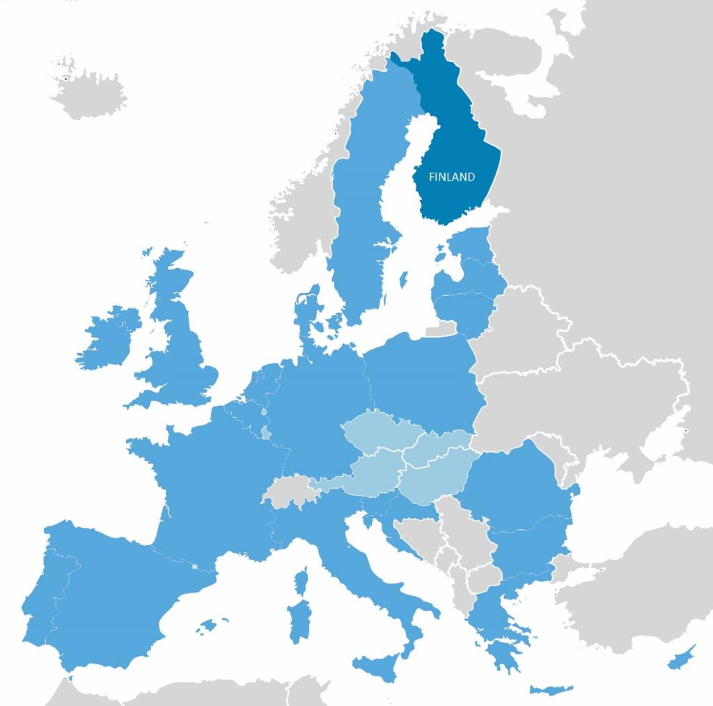 BASIS FOR THE MARITIME SPATIAL PLANNING EU Blue Growth Strategy Economy EU Marine Strategy Directive & Water Framework