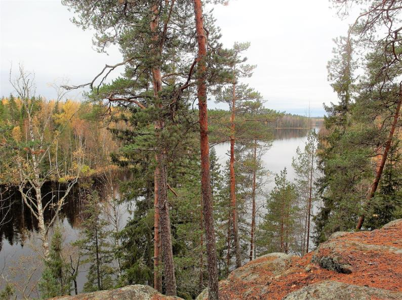HIKING THE BEST HIKES in Tavastia southern