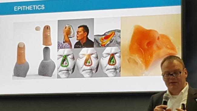 Unleash the Possibilities of 3D Printing for Medical Applications Mr Antonius Köster, CEO, Antonius Köster GmbH & Co.