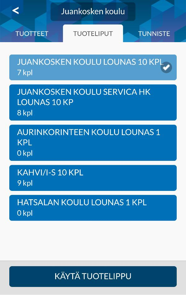 Servica Oy Ceepos mobiilimaksaminen 12 (14) 4.
