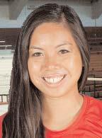 #3 CARSEN MATA - SETTER/DS SOPHOMORE 5-FOOT-7 HONOLULU, HAWAII/MOANALUA Transferred from NC State after redshirting the 2010 season.