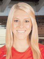 #5 NICOLE MARZIK - OUTSIDE HITTER FRESHMAN, 5-FEET-9 PROSPER, TEXAS/PROSPER 2012: MAAC Rookie of the Week 8/27; 9/4; 9/10... Notched second doubledouble (11K, 10D) versus Iona.