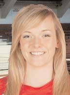 #8 LINDSAY WEAVER - MB SOPHOMORE, 6-FOOT-0 COLORADO SPRINGS, COLO./PINE CREEK MAAC All-Academic Team (2012) 2012: Had four kills and two blocks at Manhattan... Tallied six kills on.