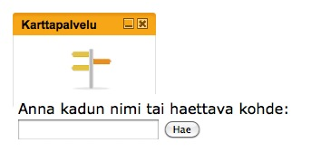 4.17 Kyyti Kyyti-moduuli on linkilista. 4.
