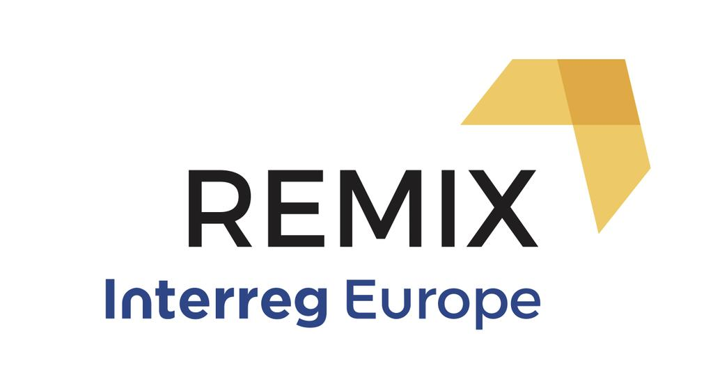 REMIX - objectives To bring together EU regions with the raw materials (minerals) production and common S3 objectives to exploit synergies and jointly: Advancing the sustainability of the mining